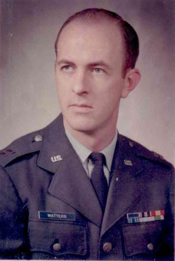Capt Allen R Watters