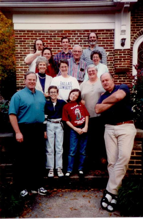 Thanksgiving 1995 - Copy