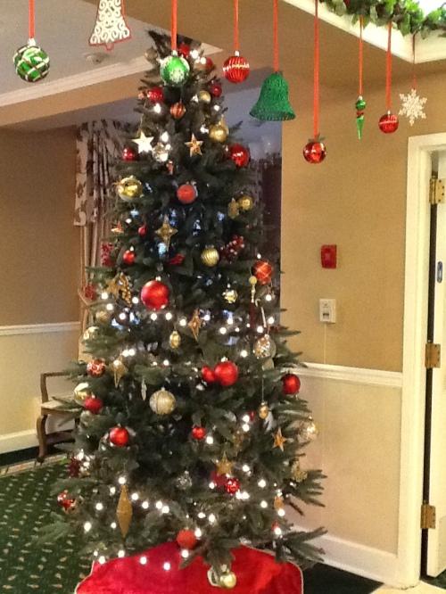 Christmas Tree in LP