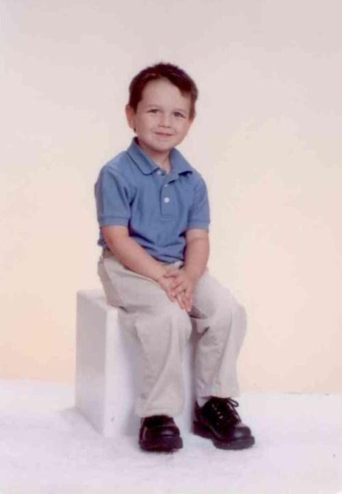 Ian - age 4