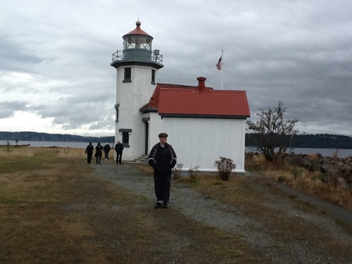 At the Lighthouse on Vashon