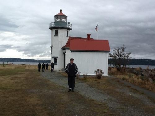 At the Lighthouse on Vashon