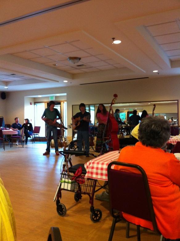 Roe Family Band