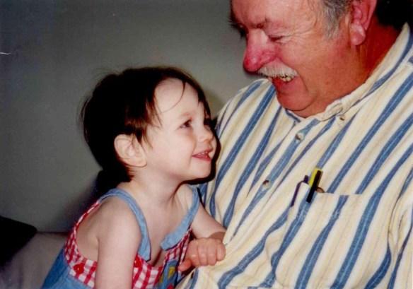 Ian & Granddad