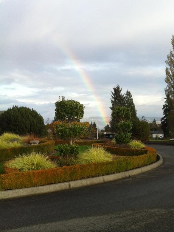 Rainbow over Puget Sound (3)