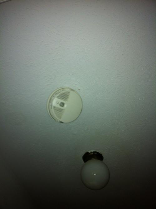 Hanging Smoke Detector