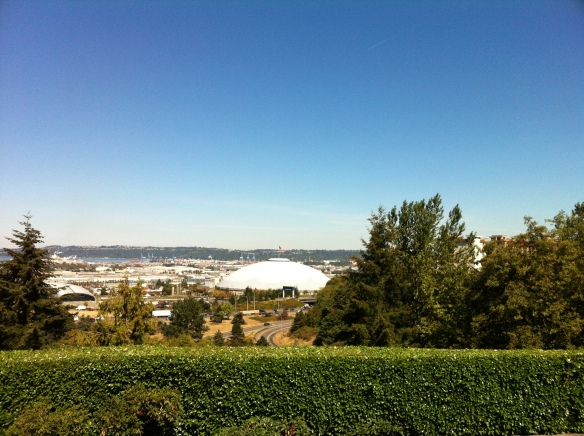 Port of Tacoma from Stanley and Seaforts