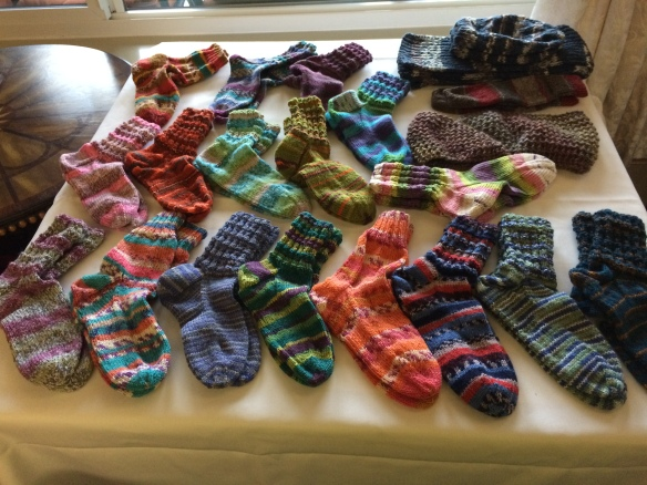 Sock sale beginning