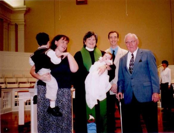 Baptizing Kate (7)