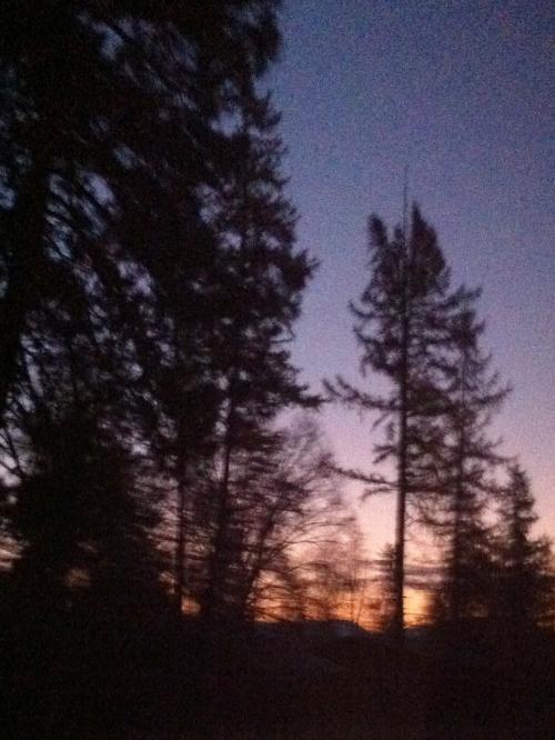 X-Sunset