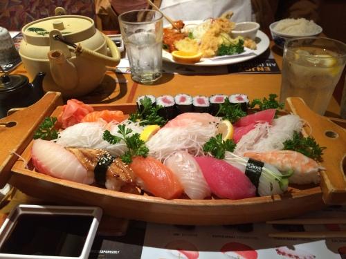 X-Mmmmm, Sushi